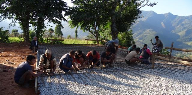 Schule in TAruka