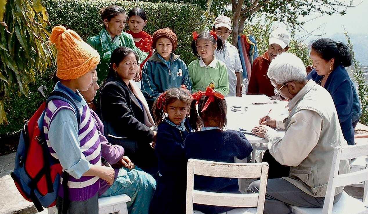 Foto: Kinderhaus Kathmandu eV