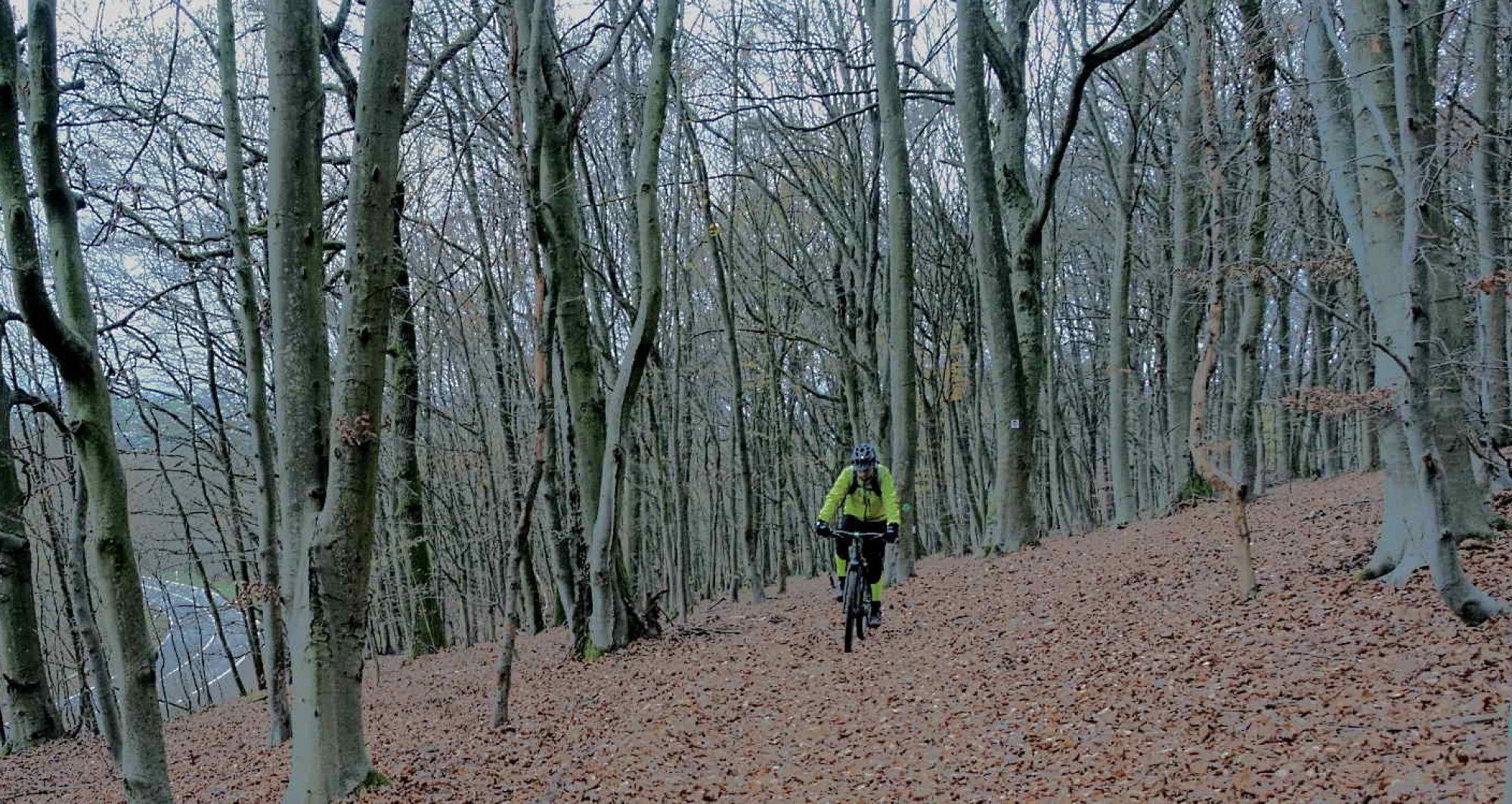 Mountainbiken ist mehr