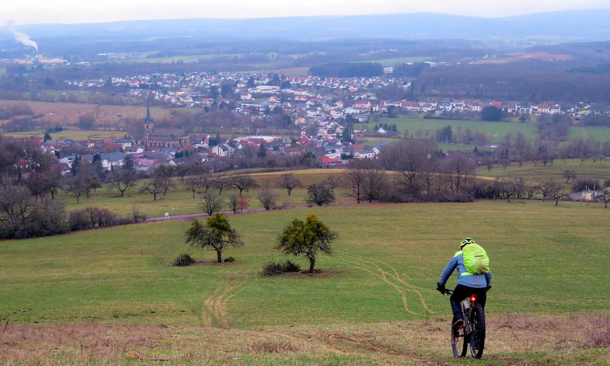 Mountainbiken ist mehr....